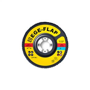 EGELI Flap Disc Convex 115x22mm Z120