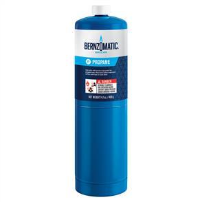 BERNZOMATIC TX9 Gas Cylinder Propane 400g