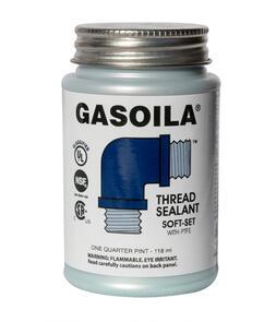 GASOILA 1/2 Pint Tin GASOILAT0.5