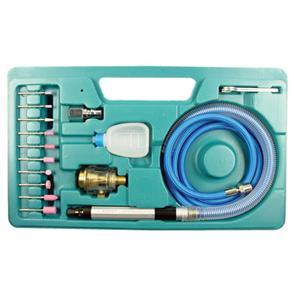 AMPRO A6316E Micro Die Grinder Kit