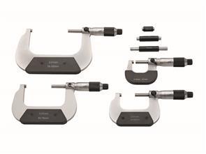 HELIOS External Micrometer Set 0.5 w Friction Glutch