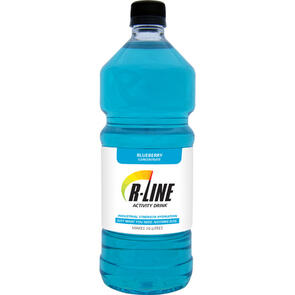 R-LINE Electrolyte Concentrate Drink 1Ltr Blueberry