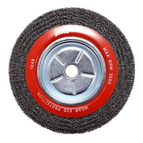 PPS Wheel Brush Steel CW 250x32x25 576162