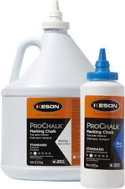 KEESON Blue Chalk Bottle #8oz  228g