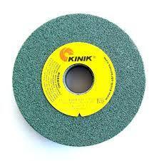 KINIK Solid Wheel 205x25x31.75mm GC120JV 1A