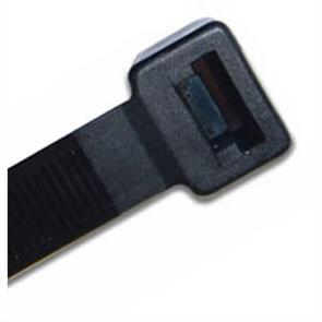 ISL Cable Tie 300x 7.6 Black HD CT30076B (100)