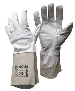 ARMOUR Welders Tig Gloves Size 40cm Large (One size fits all)