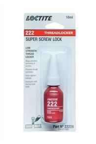 LOCTITE 222 Threadlocker 50ml