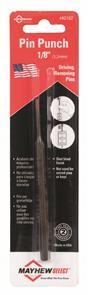 "MAYHEW 42102 Pin Punch - 1/8"" x 113mm"
