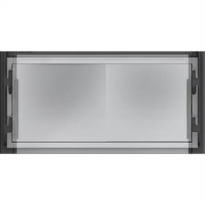 XCEL Lense Clear Outer 90x110 XA-AS-1-FCL