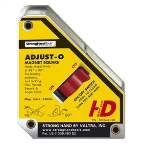 STRONGHAND Adjust-O Magnet Square 75kg MSA48-HD