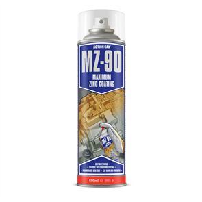 ACTION Matt Zinc Galv MZ90 500ml