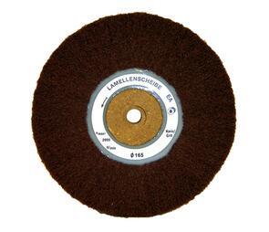 G.WENDT Flapwheel Nonwoven LV 165x25mm W/C Medium