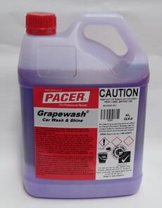 PACER Grape Wash 4Ltr