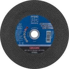 PFERD Ceramic Cut Off Disc EHT 230x1.9mm SGP Steel