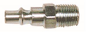 ARO A2608 Male Connector 1/4 BSP QD4M