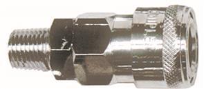 ARO Speed Coupler A210 1/4 BSP Male Z/P