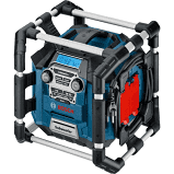 BOSCH Power Box Worksite Radio 18v LI Power