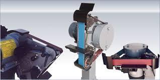 RADIUSMASTER Machine/Stand Linisher RM48