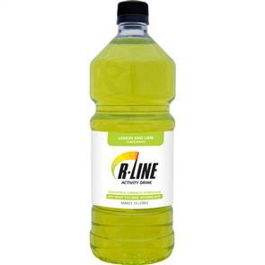 R-LINE Electrolyte Concentrate Drink 1Ltr Lemon-Lime