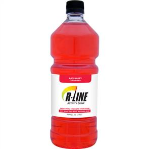 R-LINE Electrolyte Concentrate Drink 1Ltr Raspberry