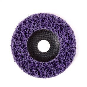 3M Clean & Strip Disc D/C 125mm Purple
