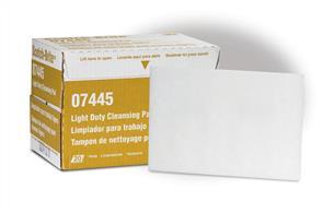 3M Preparation Scuff 7745 Clear Blend Pad PK30
