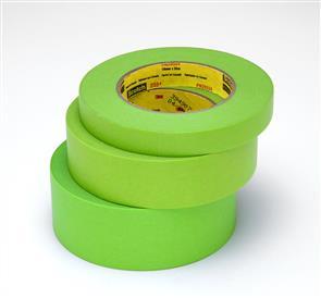 3M 233+ Masking Tape, Performance 12mm x 50m