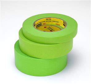 3M 233+ Masking Tape, Performance 24mm x 50m