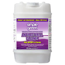 SIMPLE GREEN Anti-Bacterial Cleaner Concentrate 20Ltr SG35001