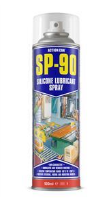 ACTION Ma ximum Silicone Spray SP90 500ml