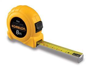 KOMELON Tape Measure 8m Eco TA3400