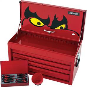 TENG 4-Draw Top Tool Box TCM07SV