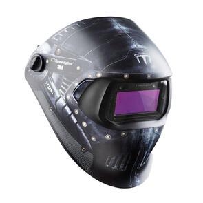 3M SPEEDGLAS Welding Helmet Trojan Warrior V2 100v (751620)