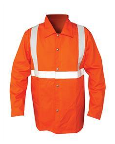 ARMOUR Flame Retardant Jacket Orange Size L