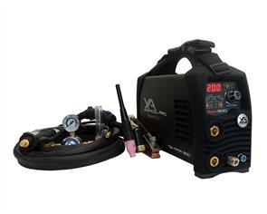 XCEL Inverter Arc Tig 200 DCHF Razor VRD Kit