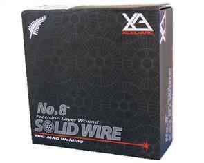 XCEL MIG Wire Steel XA S6 0.8mm 5Kg