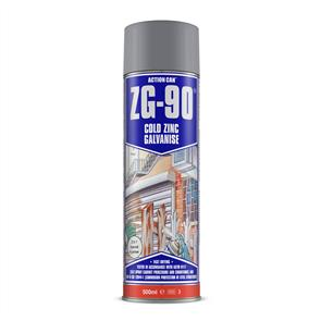 ACTION Cold Zinc Galv ZG90 500ml
