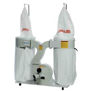 AMAC EXTRACTOR 3HP-3PH 2 BAG CT201A 377L