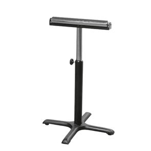AMAC SINGLE ROLLER STAND - HANDLE FOR RISE AND FALL