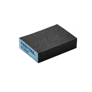 FESTOOL ACCESSORIES Granat Abrasive Sponge 69 mm x 98 mm x 26 mm P220