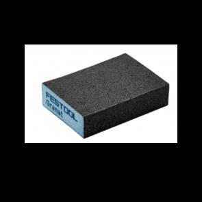 FESTOOL ACCESSORIES Granat Abrasive Sponge 69 mm x 98 mm x 26 mm P60