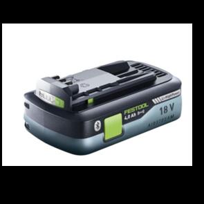 FESTOOL ACCESSORIES 18V Li-Ion 4.0 Ah Airstream Bluetooth High Power Battery Pack