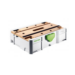 FESTOOL Systainer SYS 1 T-Loc with MFT Timber Lid