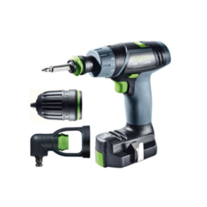 FESTOOL TXS 10.8V Mini Cordless Drill 2.6Ah Set