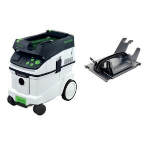 FESTOOL CT 36 E AUTOCLEAN PLANEX DUST EXTRACTOR with Tool Holder