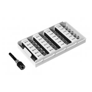 FESTOOL ACCESSORIES Centrotec 24pc Bit Set for Systainer TL