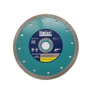 HOLER BORE DIAMOND BLADE GRANITE CUTTING TS55