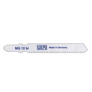 WILPU MG12B JIGSAW BLADES STEEL Pkt5