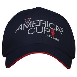 America's Cup Auckland Cap - Navy